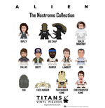 Alien Trading Figure The Nostromo Collection Titans Display 8 cm (20)
