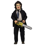 Texas Chainsaw Massacre Retro Action Figure Leatherface (Pretty Woman Mask Version) 20 cm