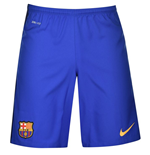 2015-2016 Barcelona Away Nike Football Shorts