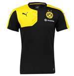 2015-2016 Borussia Dortmund Puma Training Shirt (Black) - Kids