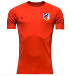 2015-2016 Atletico Madrid Nike Flash Training Shirt (Red)