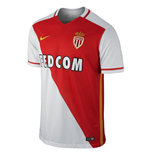 2015-2016 Monaco Home Nike Football Shirt