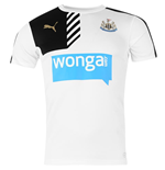 2015-2016 Newcastle Puma Training Shirt (White) - Kids