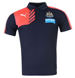 2015-2016 Newcastle Puma Leisure Polo Shirt (Peacot) - Kids