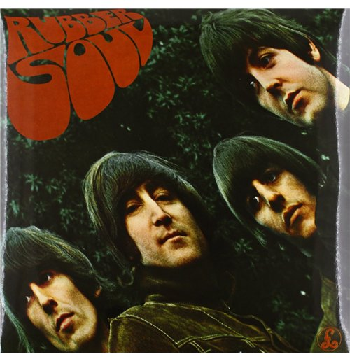 Vynil Beatles (The) - Rubber Soul