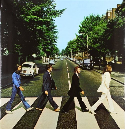 Vynil Beatles (The) - Abbey Road