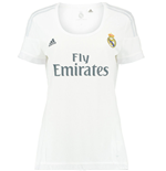 2015-2016 Real Madrid Adidas Womens Home Shirt
