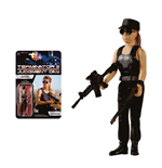Terminator 2 ReAction Action Figure Sarah Connor 10 cm