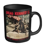 Dead Kennedys Mug Convenience Or Death