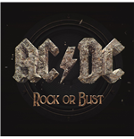 "Vynil Ac/Dc - Rock Or Bust (12""+Cd)"