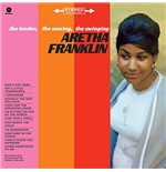 Vynil Aretha Franklin - The Tender The Moving The Swinging
