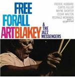 Vynil Art Blakey - Free For All
