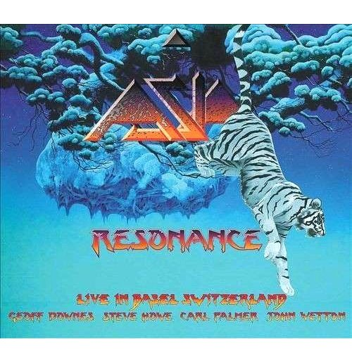 Vynil Asia - Resonance - Live In Basel Switzerland Vol 1 (2 Lp)
