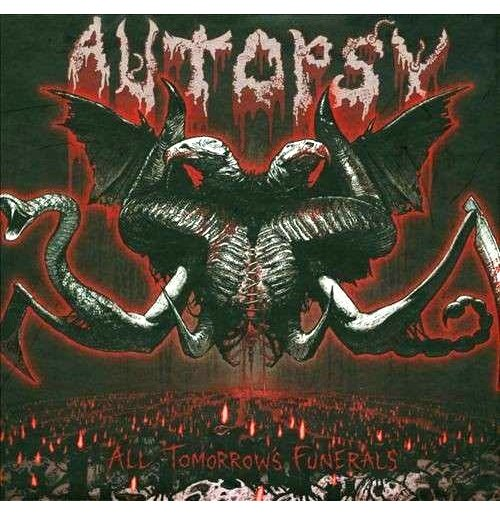 Vynil Autopsy - All Tomorrow's Funerals (2 Lp)