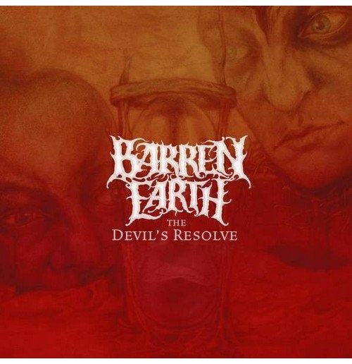 Vynil Barren Earth - The Devil's Resolve