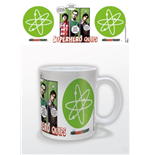 Big Bang Theory Mug - Superhero Quips