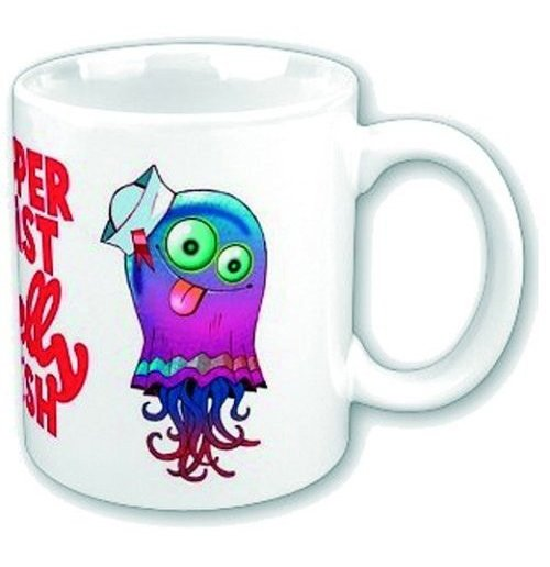 Gorillaz - Jelly Fish Mug