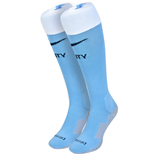 2015-2016 Man City Nike Home Socks (Blue)