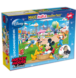 Mickey Mouse Puzzles 145429