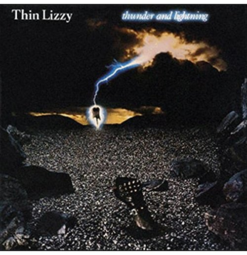 Vynil Thin Lizzy - Thunder And Lightning
