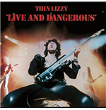 Vynil Thin Lizzy - Live And Dangerous (2 Lp)