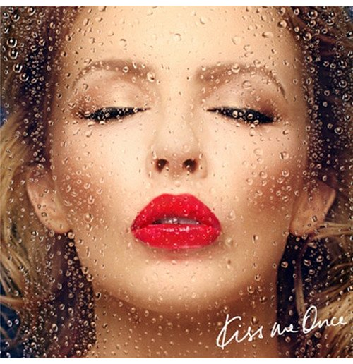 Vynil Kylie Minogue - Kiss Me Once (2 Lp+Cd)