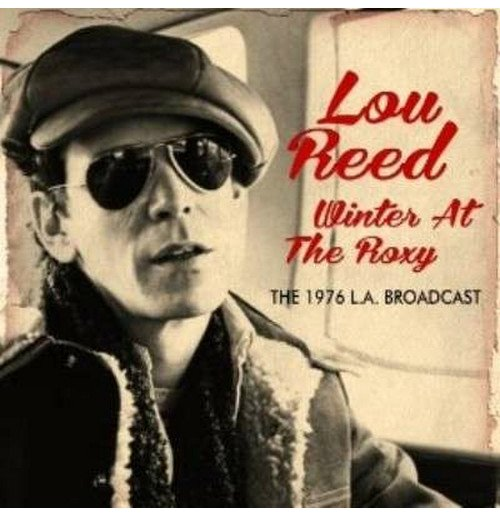 Vynil Lou Reed - Winter At The Roxy (2 Lp)