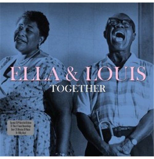 Vynil Ella Fitzgerald / Louis Armstrong - Together (2 Lp)