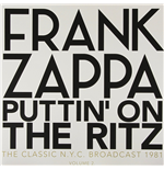Vynil Frank Zappa - Puttin' On The Ritz - New York 81 Vol.2 (2 Lp)