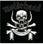 Vynil Motorhead - March Or Die