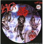 Vynil Slayer - Live Undead/hauntung The Chapel