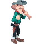 Lucky Luke Action Figure 146417