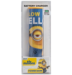 Minions - Power Bank Bello (2600 mAh)