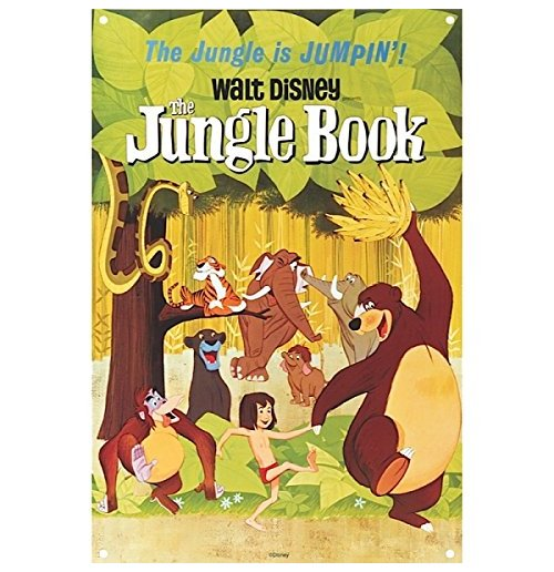 The Jungle Book Poster 146477