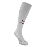 2015-2016 AS Roma Nike Away Socks (White)