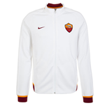 2015-2016 AS Roma Nike Authentic N98 Jacket (White) - Kids