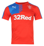 2015-2016 Rangers Puma Training Shirt (Red)