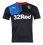 2015-2016 Rangers Puma Training Shirt (Navy)