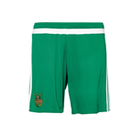 2015-2016 Rapid Vienna Adidas Home Shorts (Green)