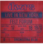 Vynil Doors (The) - Live In New York (2 Lp)