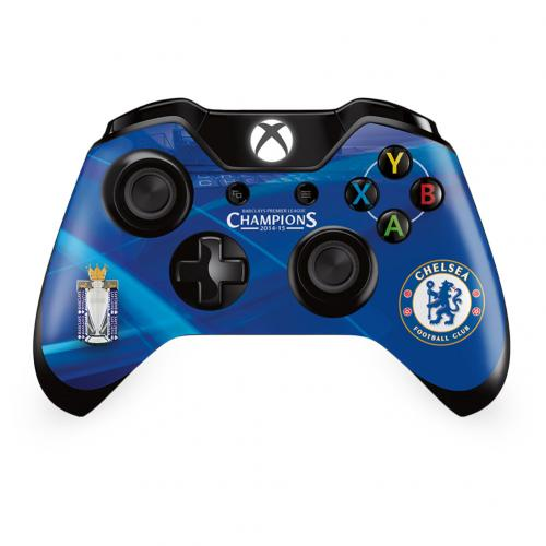 Chelsea F.C. Xbox One Controller Skin Champions