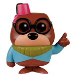 Hanna Barbera POP! Animation Vinyl Figure Morocco Mole 9 cm