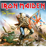 "Vynil Iron Maiden - The Trooper (7"")"