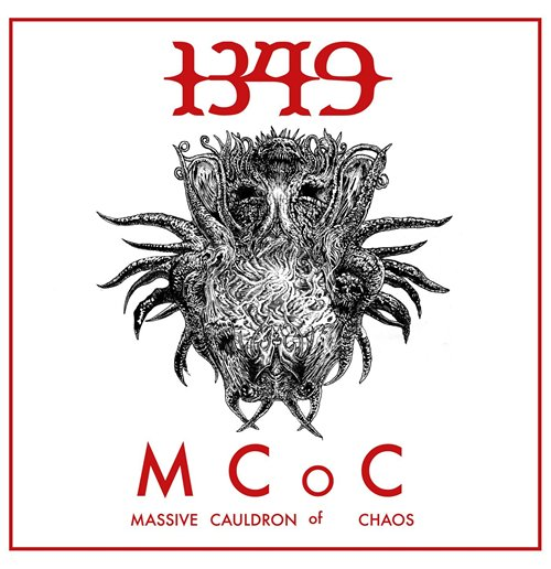 Vynil 1349 - Massive Cauldron Of Chaos