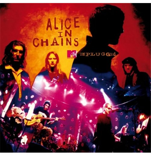 Vynil Alice In Chains - Mtv Unplugged (2 Lp)