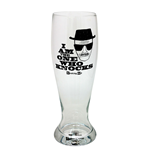 Breaking Bad Beer Glass I Am The One Who Knocks 29 cm
