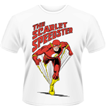 Flash - Dc ORIGINALS-THE Scarlet Speedster (Men's T-SHIRT)