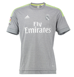 2015-2016 Real Madrid Adidas Away Football Shirt