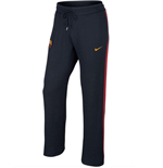 2015-2016 Barcelona Nike Authentic AW77 Pants (Navy)