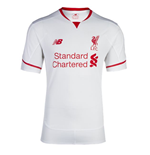 2015-2016 Liverpool Away Football Shirt